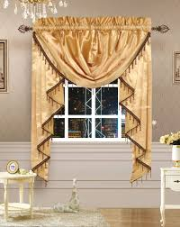 amazon com royalty custom waterfall window valance swags u0026 tails