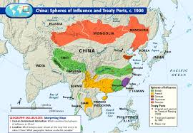 Map Of China And India by