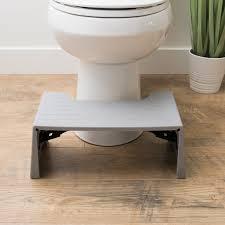 Bathroom Stool Wood Porta Squatty Squatty Potty