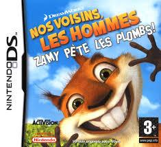 hedge hammy nuts box shot ds gamefaqs