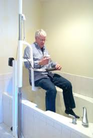 pro bath chair lift