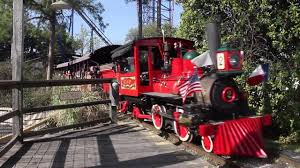 Six Flags Opening Day Six Flags And Texas Railroad Opening Day 2016 Bigo Video