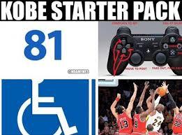 Kobe Bryant Injury Meme - kobe bryant meme showing why it s so easy to make fun of him and