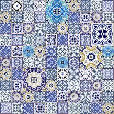 mega herrliche nahtlose patchwork muster aus bunten marokkanischen
