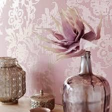 Wohnzimmer Tapeten Landhausstil Funvit Com Wohnzimmer Braun Pink