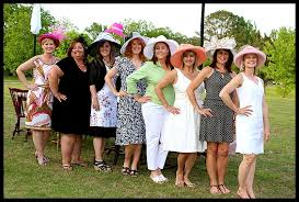 bunco party s creative catering real event kentucky derby themed