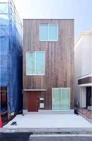 gallery of design your own home with muji u0027s prefab vertical house 1