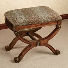 leopard print bench seat covers bench decoration