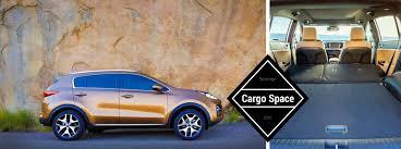 Kia Cargo How Practical Is The 2017 Kia Sportage Cargo Space