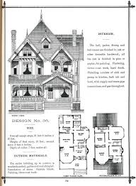 Queen Anne House Plans Historic 991 Best Victorian George Barber Images On Pinterest Barber