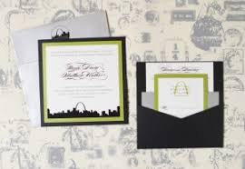 wedding invitation pockets pocket wedding invitations pocket fold invites