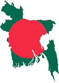 Six Flags Symbol Flag Of Bangladesh The Symbol Of Natural Landscape