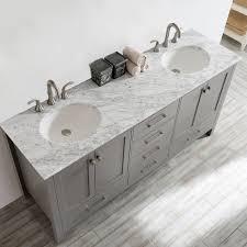 72 In Bathroom Vanity Newtown 72 Bathroom Vanity Set Reviews Allmodern