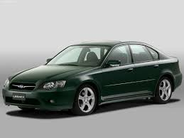 subaru legacy sedan 2004 pictures information u0026 specs