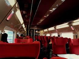 Thalys Comfort 1 Los Servicios Más Cómodos Para Viajar Por Europa Goeuro Blog
