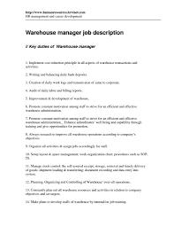 On Job Training Resume by 12 Job Description Sample 3 Resume Samples Inside 17 Outstanding