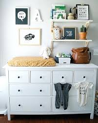 best changing table dresser combo baby dresser changing table creations baby summers evening combo