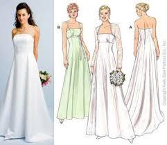 wedding dress patterns free wedding patterns at sewbox into the sewing box