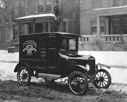 Vintage Ford Truck Forum - model t ford forum old photo pioneer tea delivery truck