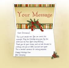 holiday ecards for business u0026 corporate custom personalised