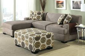 Microfiber Reversible Chaise Sectional Sofa Sectional Tan Leather Sectional Microfiber Sectional With