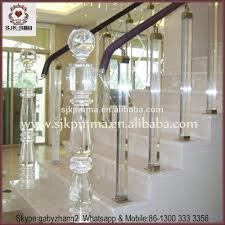 Buy Banister Acrylic Staircase Acrylic Staircase Suppliers And Manufacturers