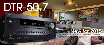 best home theater audio receiver home integra home theater