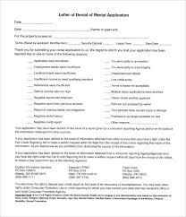 rental application u2013 18 free word pdf documents download free