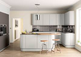 Light Kitchen Kitchen Light Grey