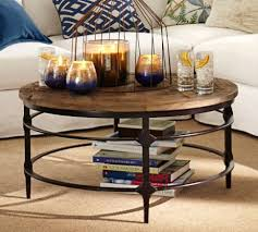 coffee tables pottery barn stefano dining chair farmhouse coffee