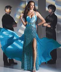 Light Blue Sequin Dress Alyce Paris Light Turquoise Sequin Tulle Prom Dress 6796 French
