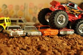 original bigfoot monster truck toy monster truck full hd wallpaper and background 3216x2136 id 189437