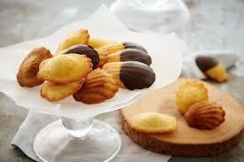 seashell shaped cookies original u s madeleine manufacturer donsuemor celebrates tradition