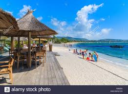 corsica beach cafe stock photos u0026 corsica beach cafe stock images