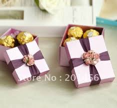 wedding gift delivery candy box gift box gift package ds06b 9 7cm assembled delivery