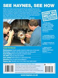 ford focus diesel 05 11 haynes repair manual haynes publishing