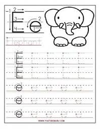 free printable letter d tracing worksheets for preschool free