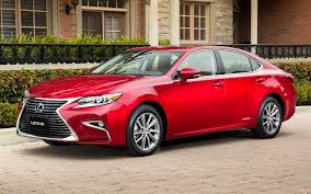 lexus hybrid 2016 lexus es hybrid 2016 wallpapers and hd images car pixel
