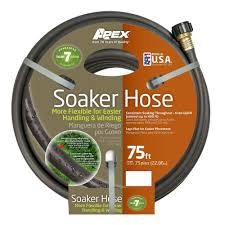soaker garden hoses watering u0026 irrigation the home depot
