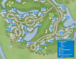 Map Of Walt Disney World by Old Key West Resort Map Kennythepirate Com
