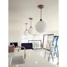 Globe Ceiling Light Fixtures by Best 25 Globe Pendant Light Ideas Only On Pinterest Hanging