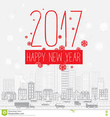 modern style red gray color scheme new year greetings card stock