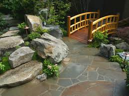 stone garden design lawn amp garden beautiful small japanese