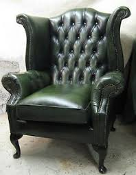 Leather Chesterfield Style Sofa Awesome Collection Of Ebay Armchair On Vintage Chesterfield