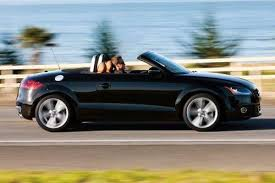 audi tt 2014 used 2015 audi tt convertible pricing for sale edmunds