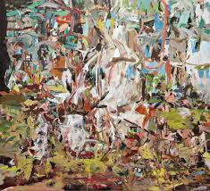 is paint any phillips cecily brown i will not paint any more boring