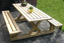patio ideas making your own outdoor furniture build your own