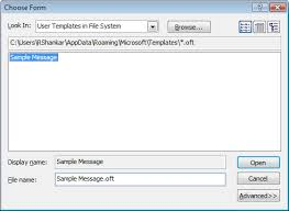 outlook message template 57 images archives turbabitfunky