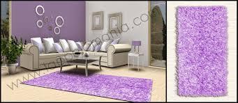 vendita tappeti on line tappeti shaggy moderni cm 60 x 120 argento tappeto da cucina