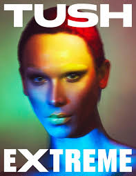 fame net models miss fame stars in the cover story of tush magazine 41 issue